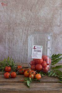 Tomates la Caña para la ensalada ibérica - Sabor Granada