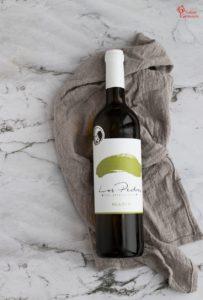 Vino blanco Los Pedros - Sabor Granada