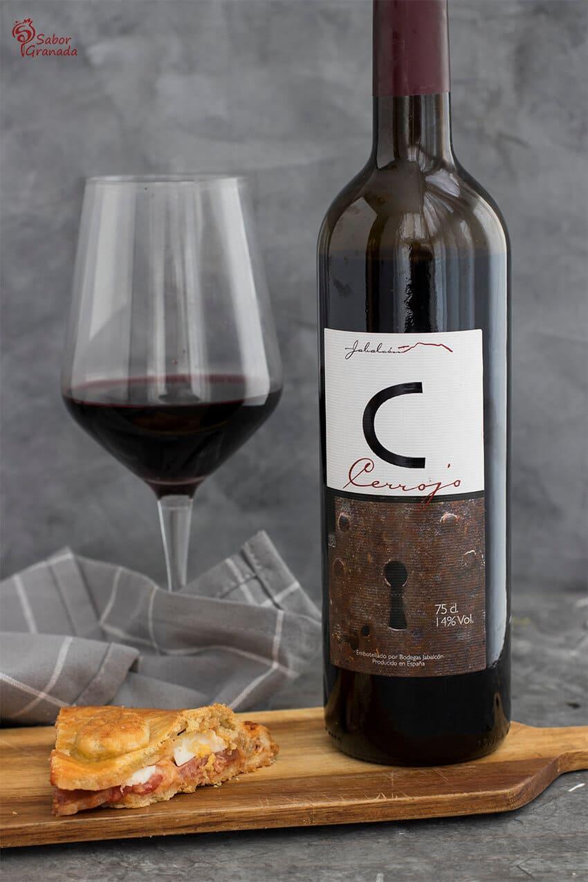 Vino cerrojo - Sabor Granada
