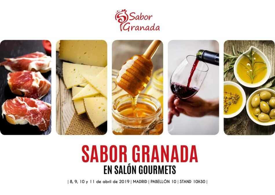 Sabor Granada asiste al 33 Salón Gourmet con 28 empresas y 3 Consejos reguladores
