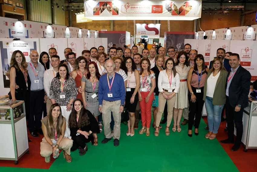 Empresas participantes en Andalucía Sabor - Sabor Granada