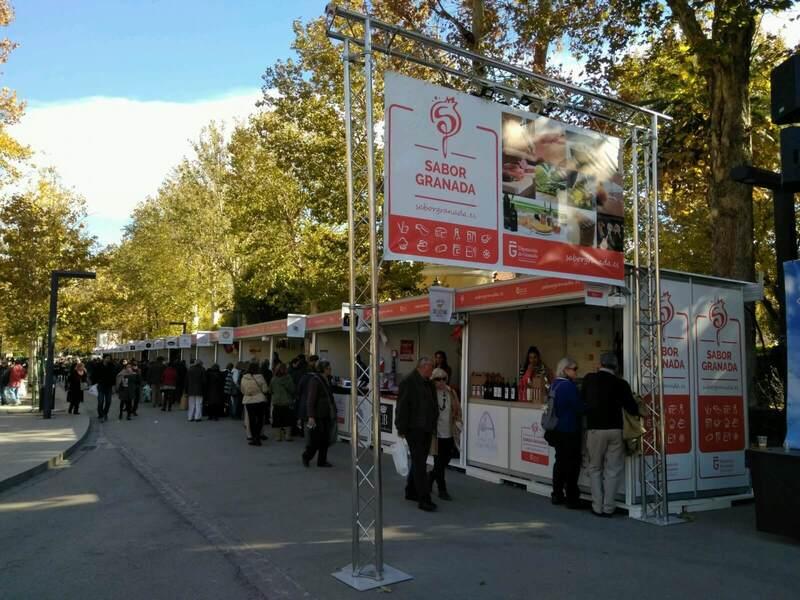 Convocatoria para la participación de empresas de Sabor Granada el mercado de Navidad