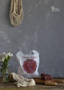 Solomillo de ternera pajuna de Cárnica Luján para hacer steak tartar - Sabor Granada