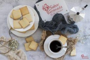 Receta para hacer galletas de mantequilla - Sabor Granada