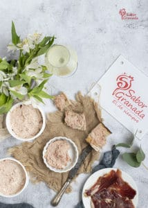 Paté de jamón - Sabor Granada