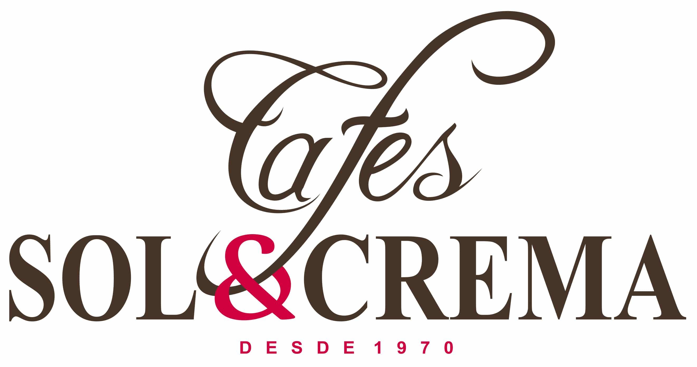 Logo Cafés Sol y Crema - Sabor Granada
