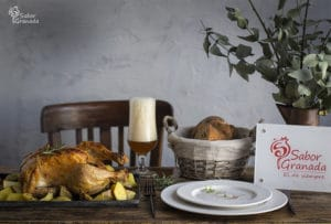Receta para hacer pollo a la cerveza - Sabor Granada