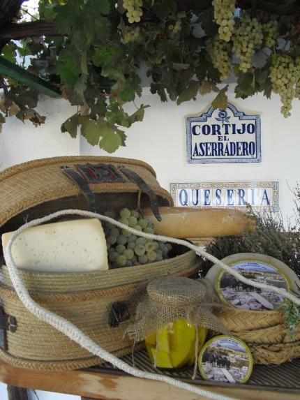 Variedad de productos de Cortijo el Aserradero - Sabor Granada
