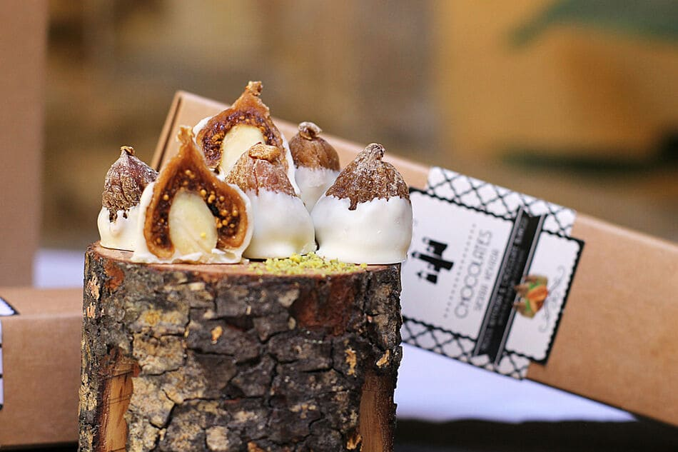 Producto de Chocolates Sierra Nevada - Sabor Granada