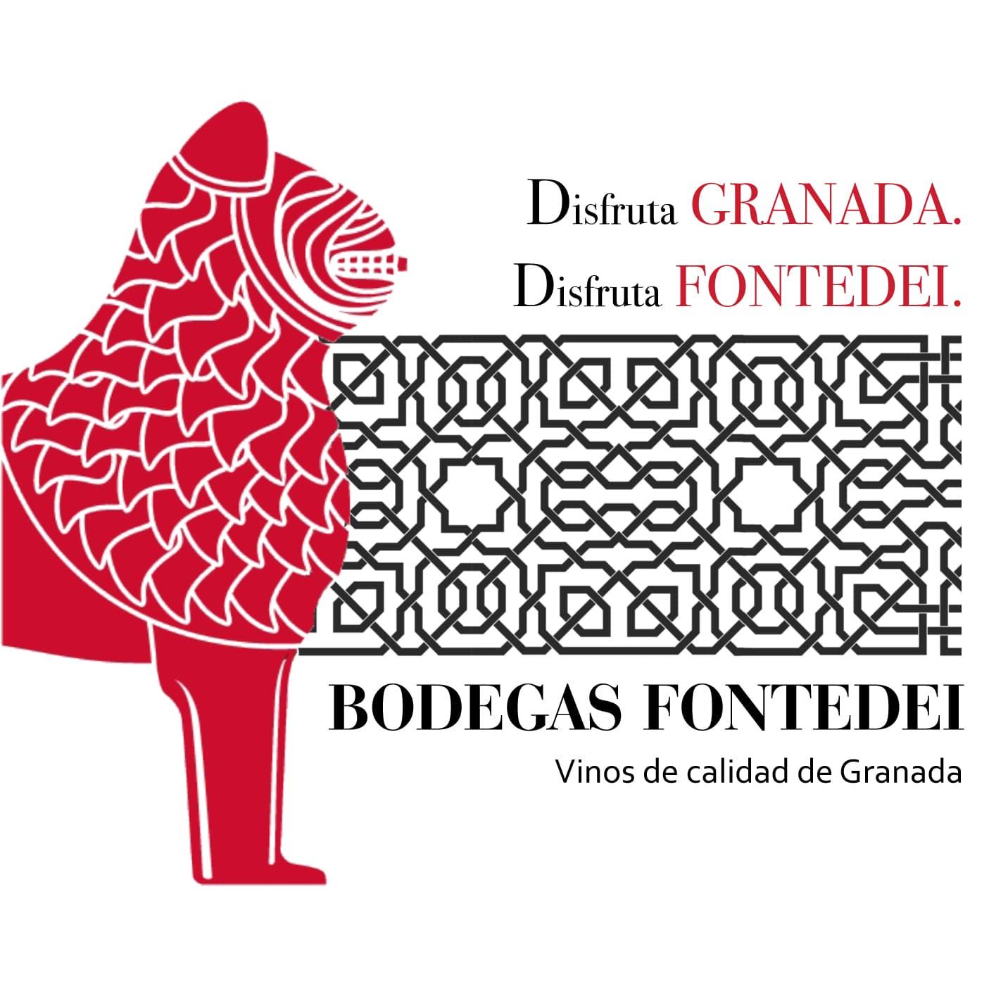 Logo Bodegas Fontedei - Sabor Granada