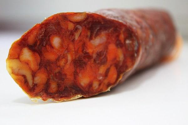 Chorizo de Carnicería Loli - Sabor Granada