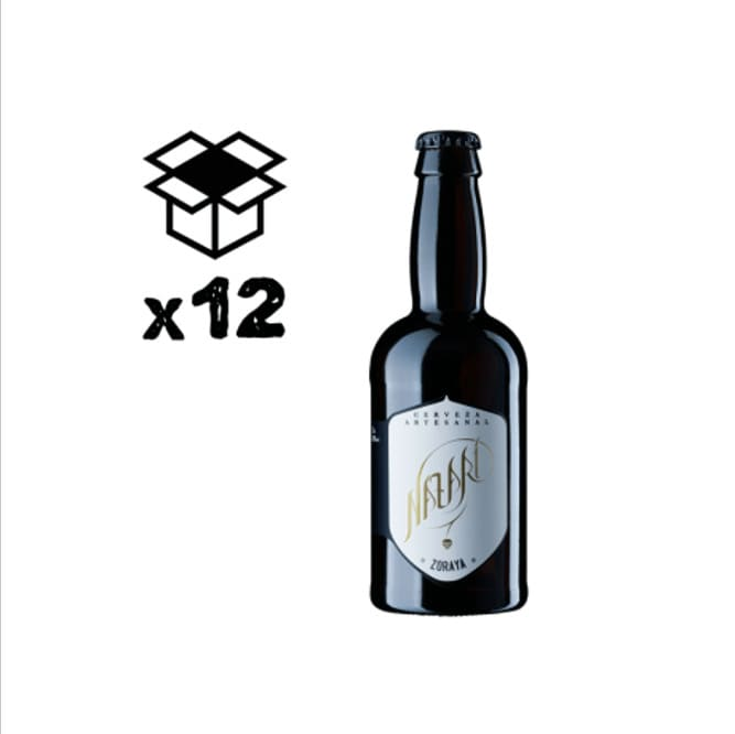 Imagen de Cerveza Zoraya de Nazarí - Sabor Granada