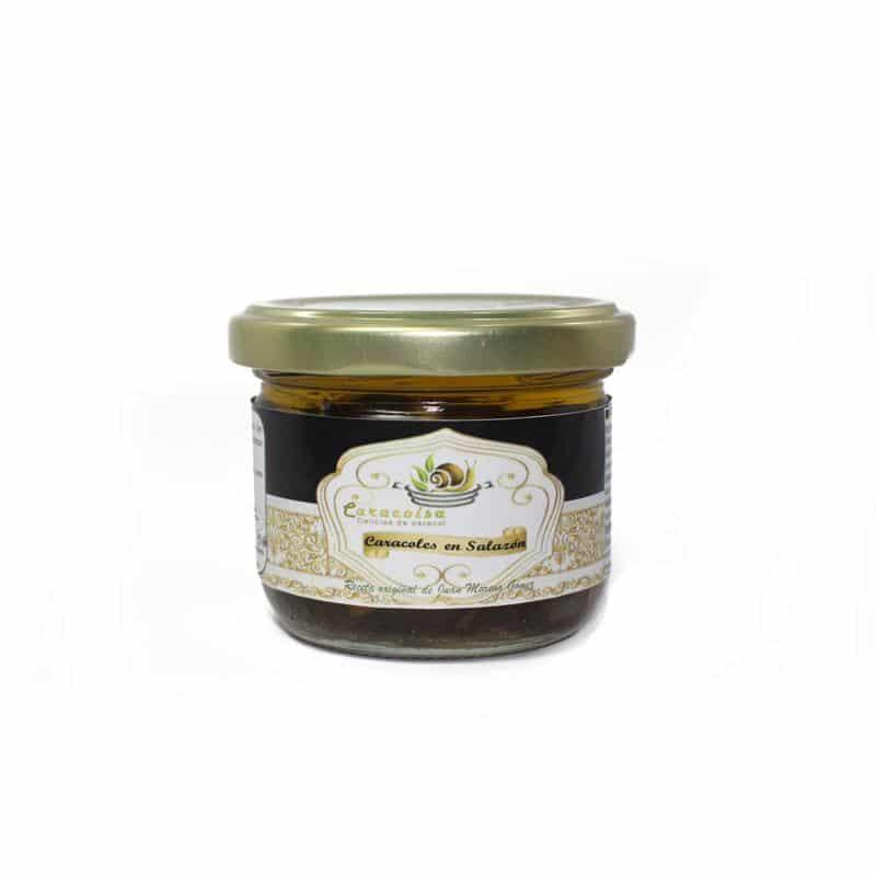 Caracoles en salazón de Caracolsa - Sabor Granada