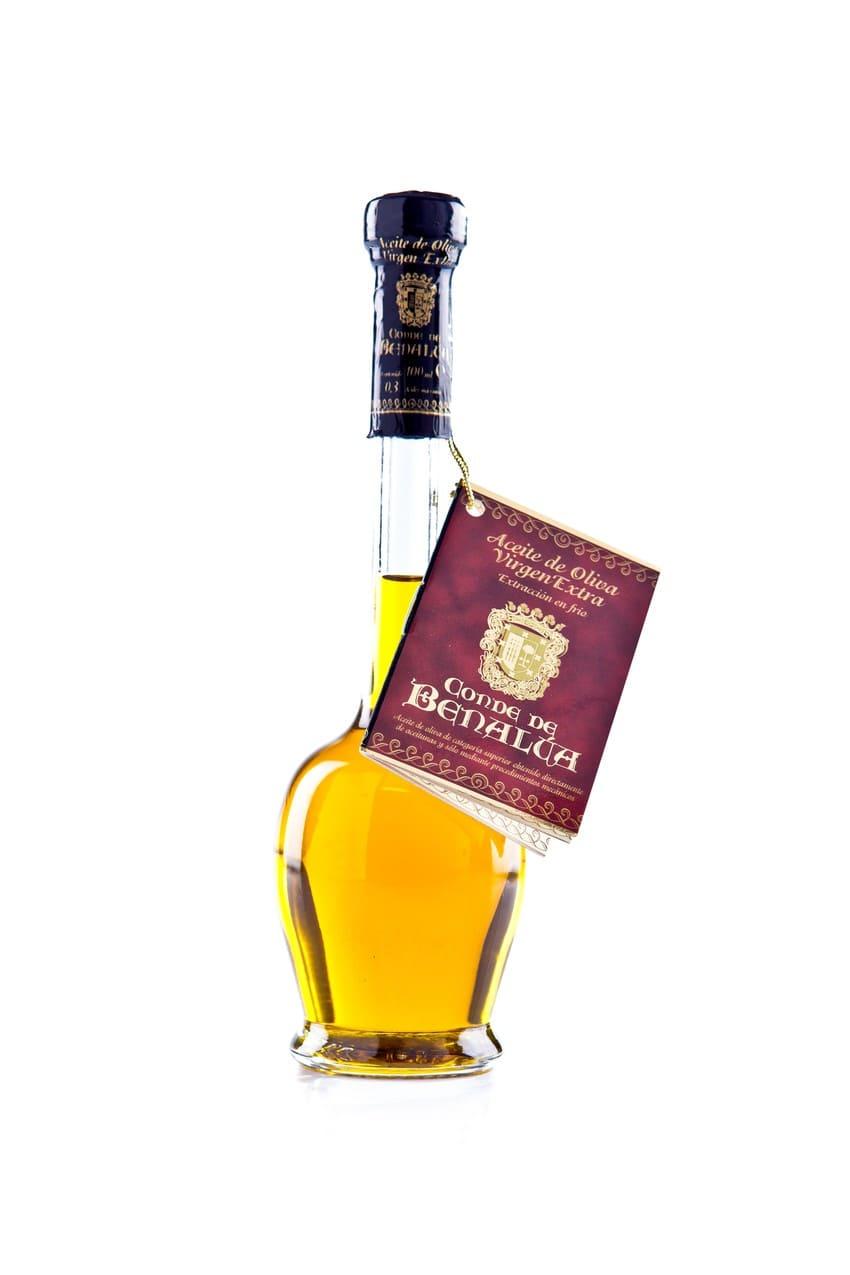 Botella Ravello de 100 mililitros de Conde de Benalúa - Sabor Granada