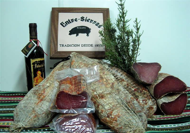 Varios productos de Entre Sierras - Sabor Granada