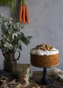 Nueces de frutos secos Eyma para la tarta - Sabor Granada