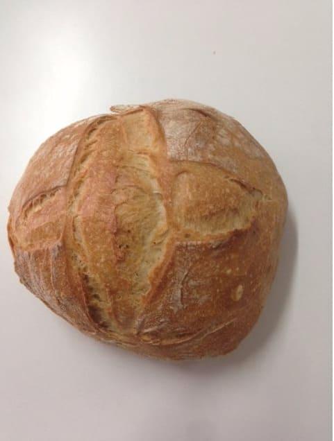 Hogaza de Panadería Soria - Sabor Granada