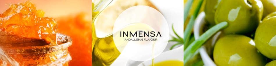 Banner de productos de Aceites Inmensa - Sabor Granada