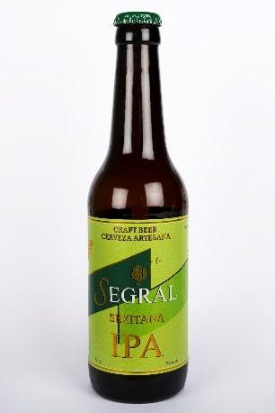Cerveza Sexitana de Segral - Sabor Granada