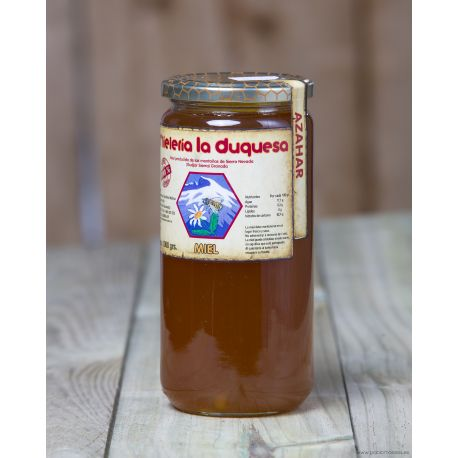 Miel de Mielería La Duquesa - Sabor Granada