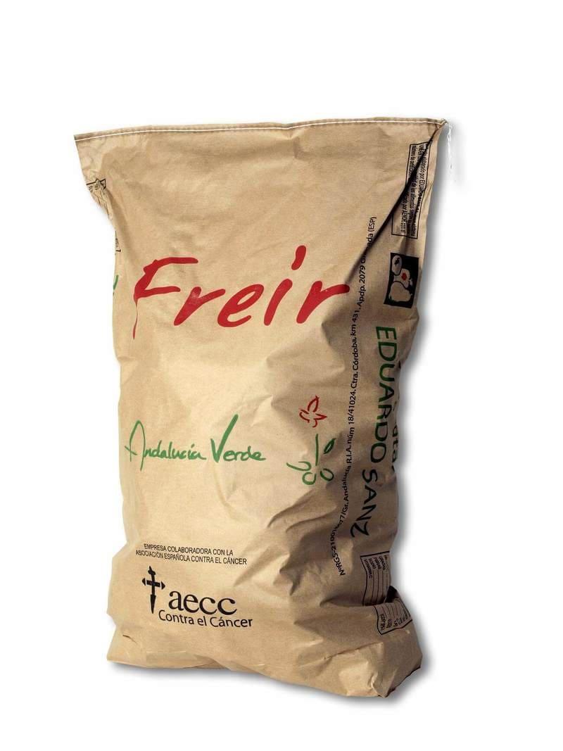 Paquete de Patatas Andalucía Verde para freir de Eduardo Sanz - Sabor Granada