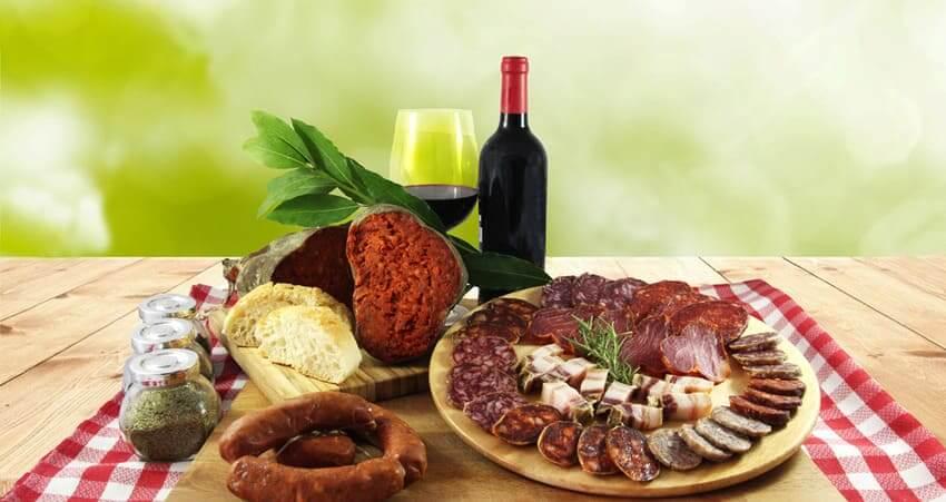 Variedad de productos de Jamonzar - Sabor Granada