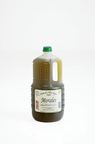 Botella de AOVE Morales - Sabor Granada