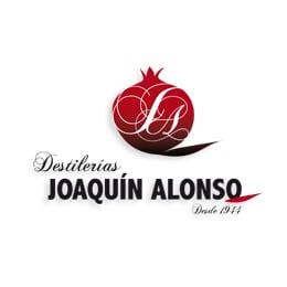 Logo Destilerías Joaquín Alonso - Sabor Granada