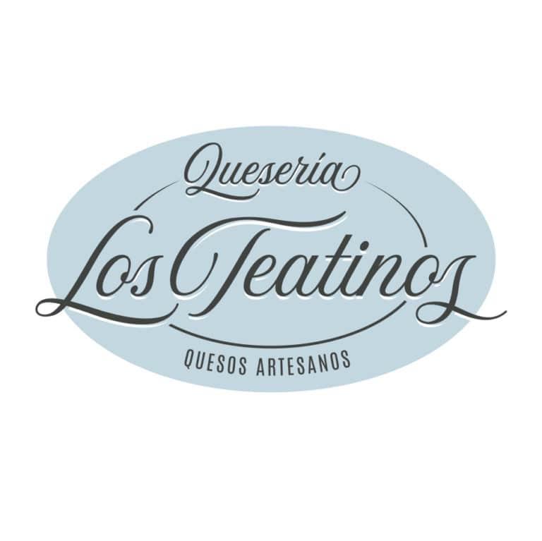 Logotipo Quesería Los Teatinos - Sabor Granada
