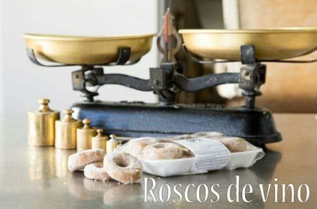 Roscos de vino de Panadería Manolín - Sabor Granada