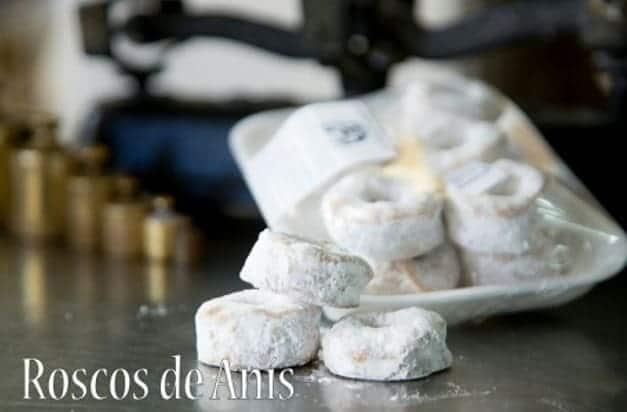 Roscos de anís de Panadería Manolín - Sabor Granada