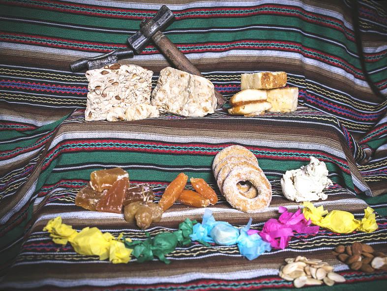 Dulces variados Miguel el Dulcero - Sabor Granada