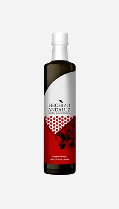 Botella de AOVE Hechizo Andaluz - Sabor Granada
