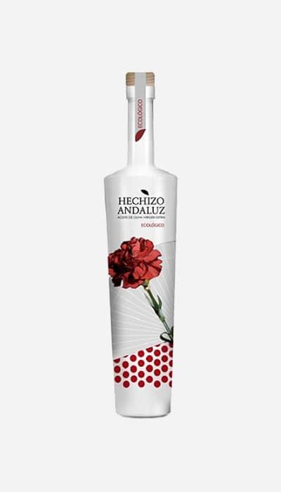 Botella de AOVE Ecológico Hechizo Andaluz - Sabor Granada