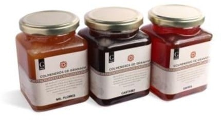 Pack de productos de apicultores - Sabor Granada