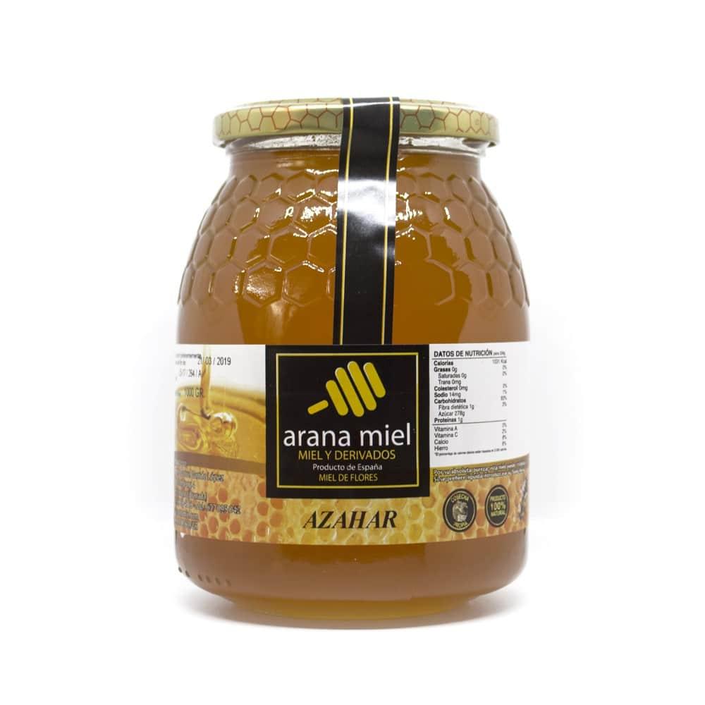 Miel de Azahar de Arana Miel - Sabor Granada