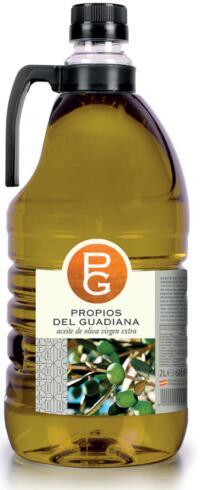 Garrafa de AOVE Propios del Guadiana de 2 litros - Sabor Granada