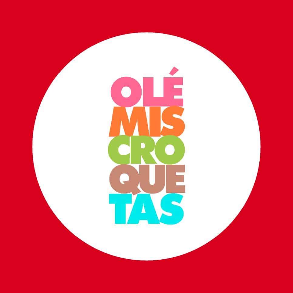 Logo Olé mis croquetas de Carnicería Genil - Sabor Granada