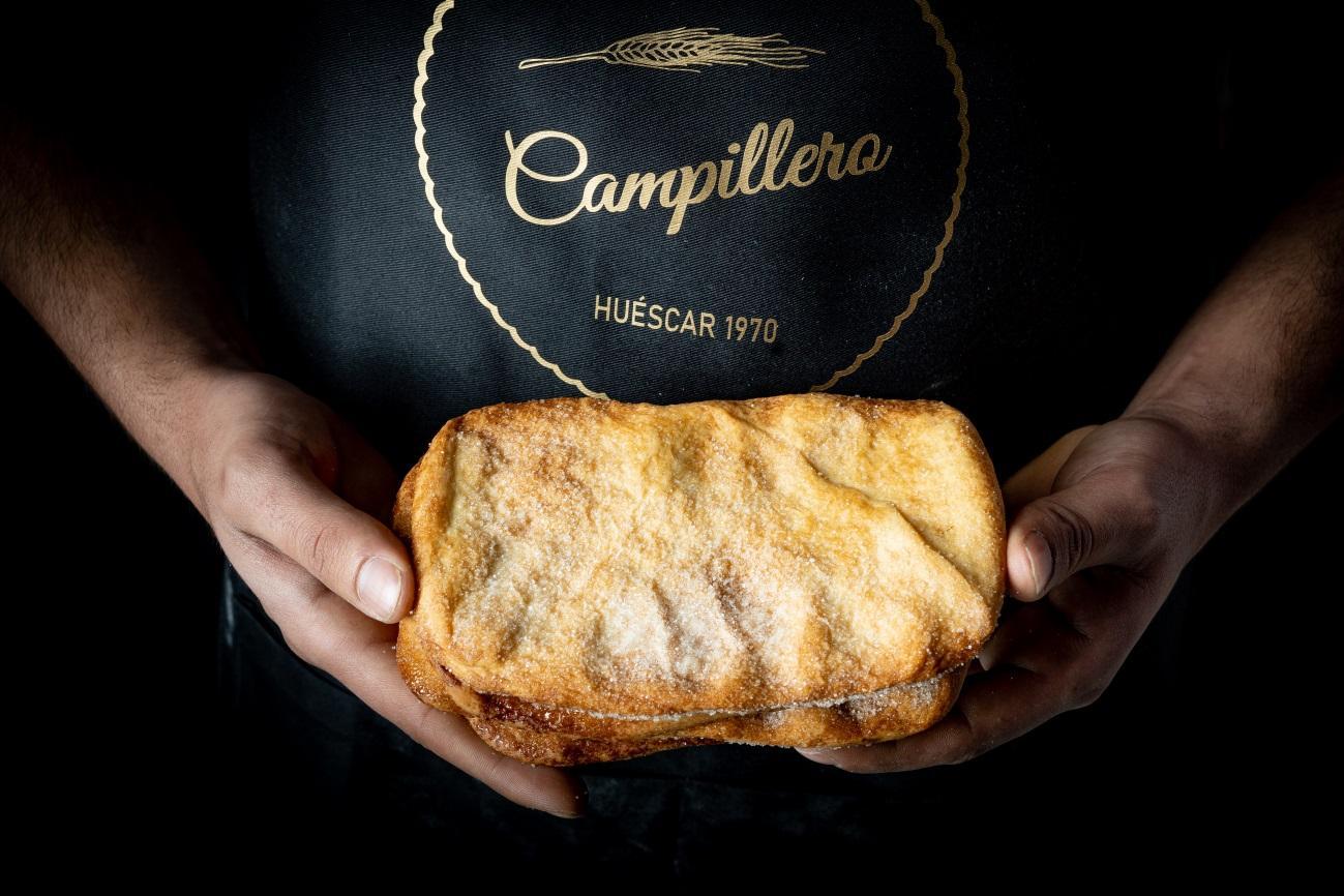 Producto de Panadería Campillero - Sabor Granada