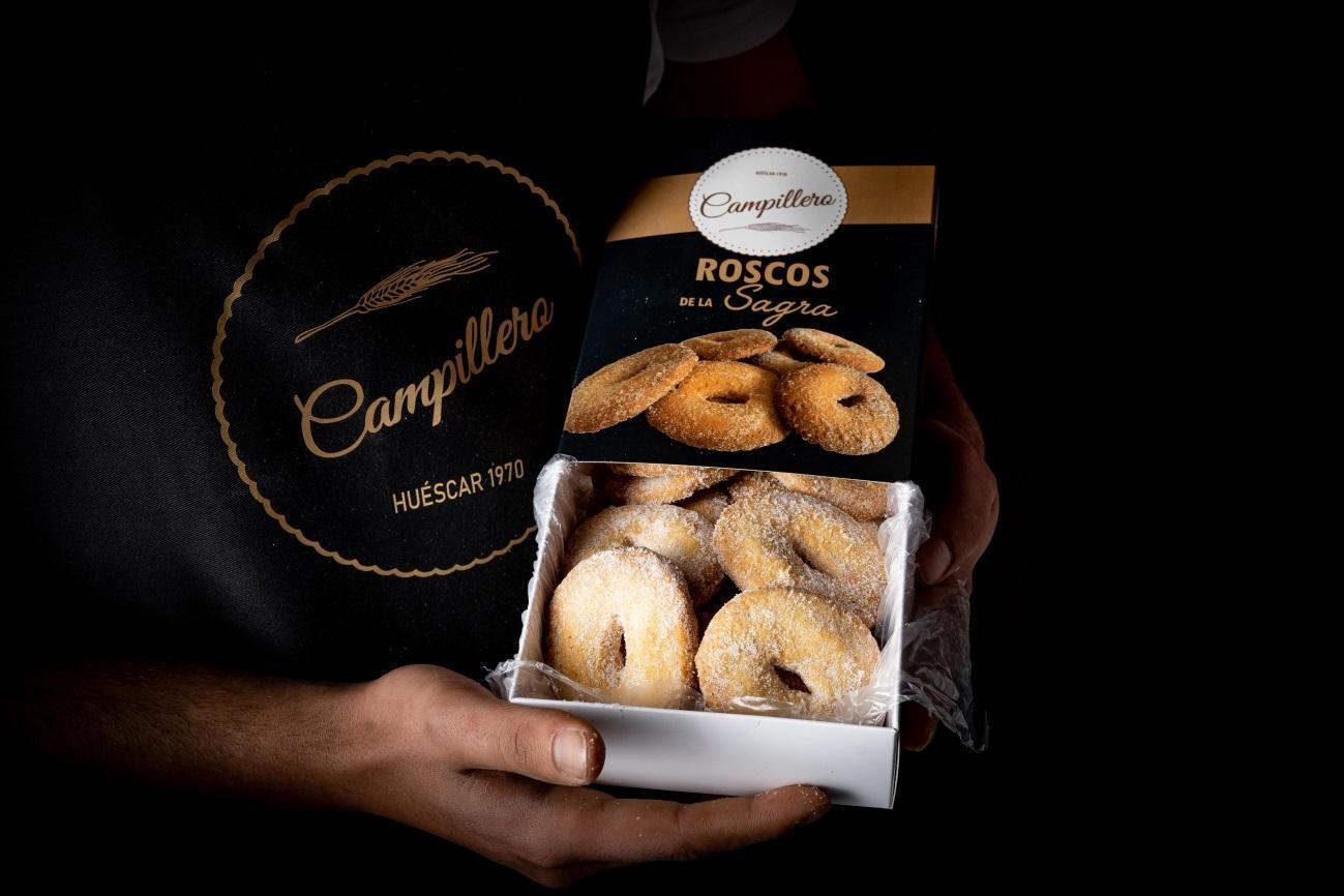 Roscos de la Sagra de Panadería Campillero - Sabor Granada