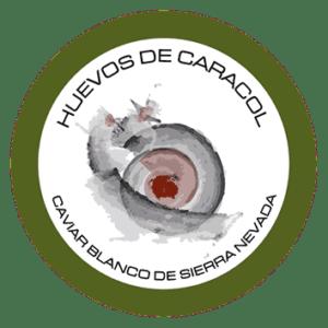 Huevos de caracol de Caviar Blanco de Sierra Nevada - Sabor Granada