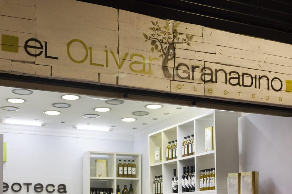 El olivar granadino Oleoteca - Sabor Granada