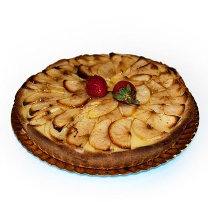 Tarta de manzana de Pastelería Zarina - Sabor Granada