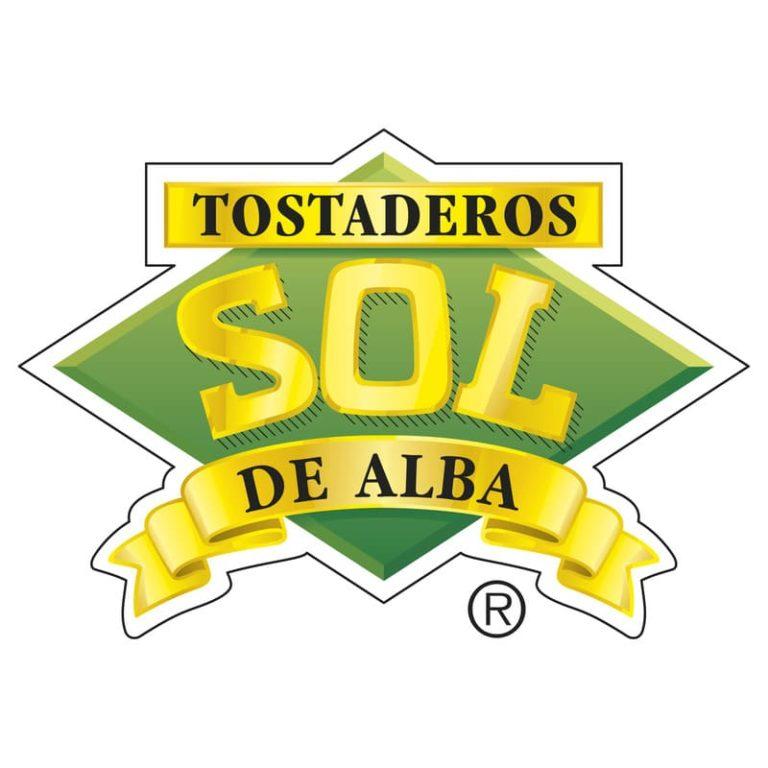 Logo de Tostaderos Sol de Alba - Sabor Granada