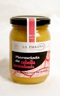 Mermelada de cebolla caramelizada La Pauleña - Sabor Granada