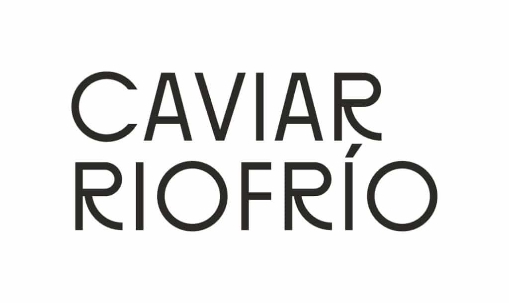logo Caviar Riofrío - Sabor Granada