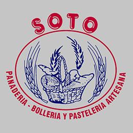 logo panadería Soto - Sabor Granada