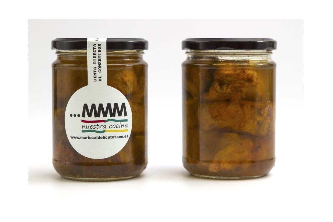 lomo en horza de Mariscal Delicatessen - Sabor Granada