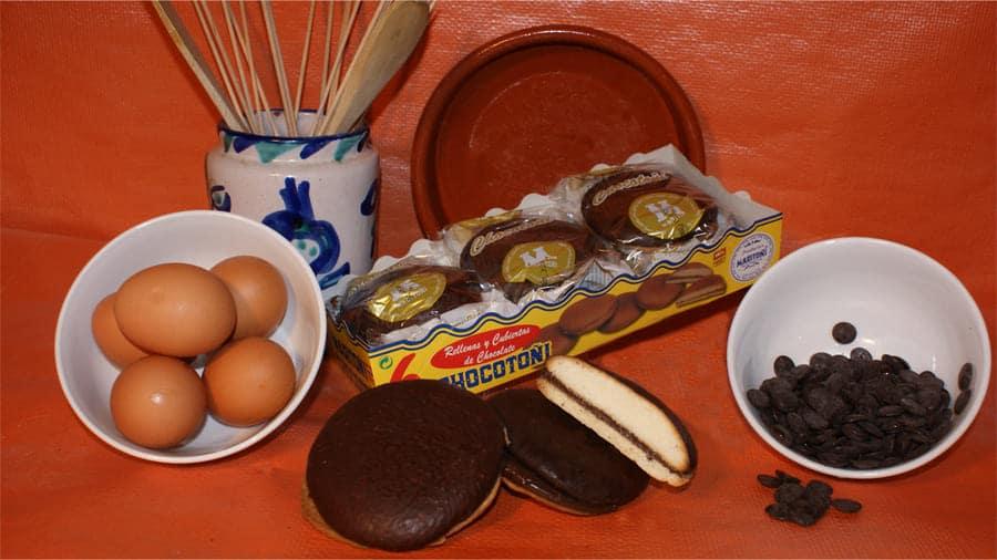 Tortas chocotoñi de Maritoñi - Sabor Granada