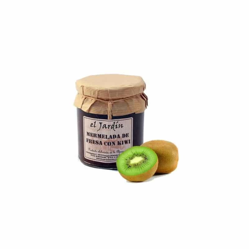 Mermelada de fresa con kiwi El Jardín - Sabor Granada